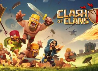 Tencent Clash of clans and wechat