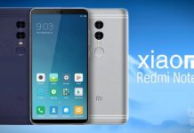 redmi note 5 leaked