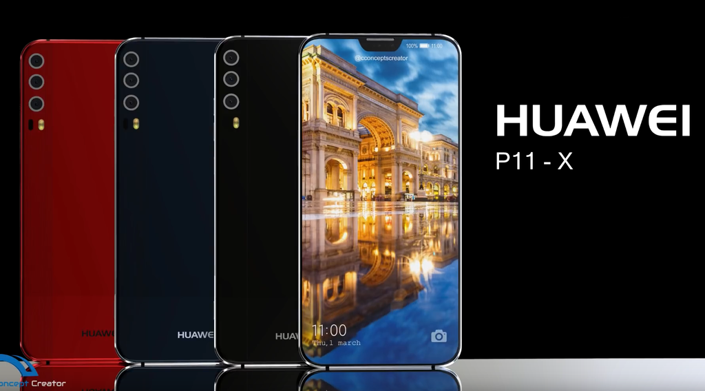 The Huawei P11/P20 Flagship Will Officially Launch On March 27
